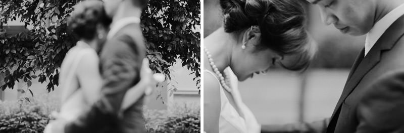 Tomasz Wagner Photographer, First Look, Olympic Village Wedding, Vancouver Documentary Wedding Photographer