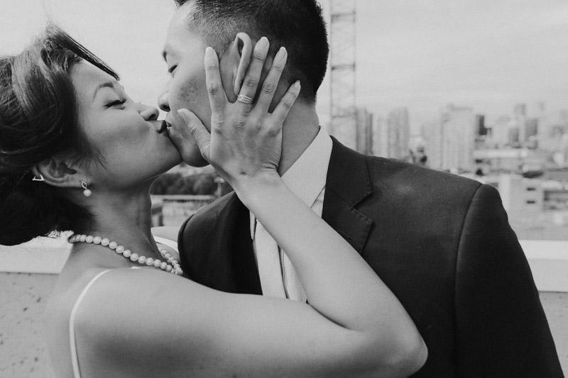 Tomasz Wagner Photographer, Rooftop Wedding Vancouver, Urban Weddings, Vancouver Documentary Wedding Photographer