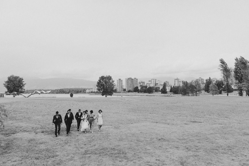 Tomasz Wagner Photographer, Vanier Park Wedding