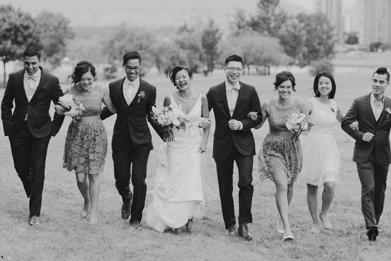 Tomasz Wagner Photographer, Vanier Park Wedding