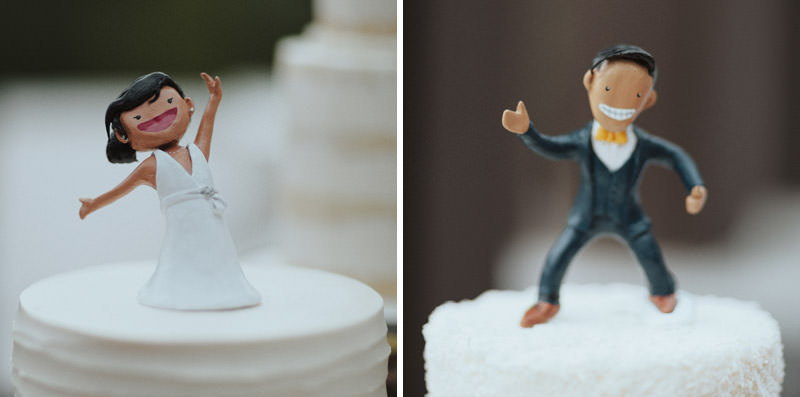 Cakes by Cake and the Giraffe, Cute DIY Cake Toppers