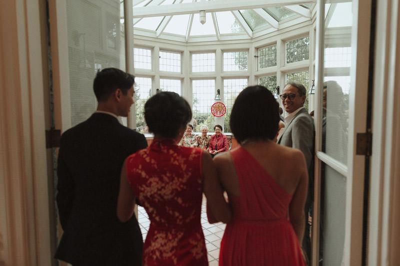 Chinese Wedding Dress, Weddings at UBC