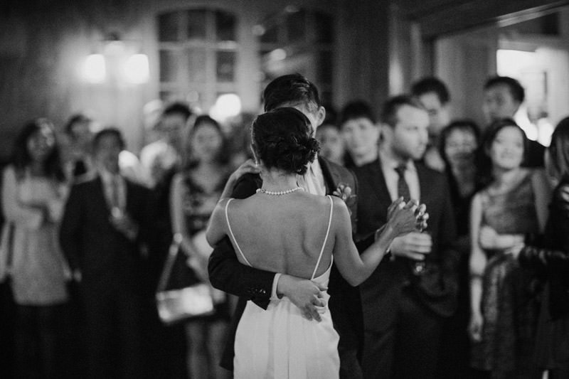 Tomasz Wagner, Documentary Wedding Photographer Vancouver, Weddings at Cecil Green Park House Ballroom, Creative First Dance Shots