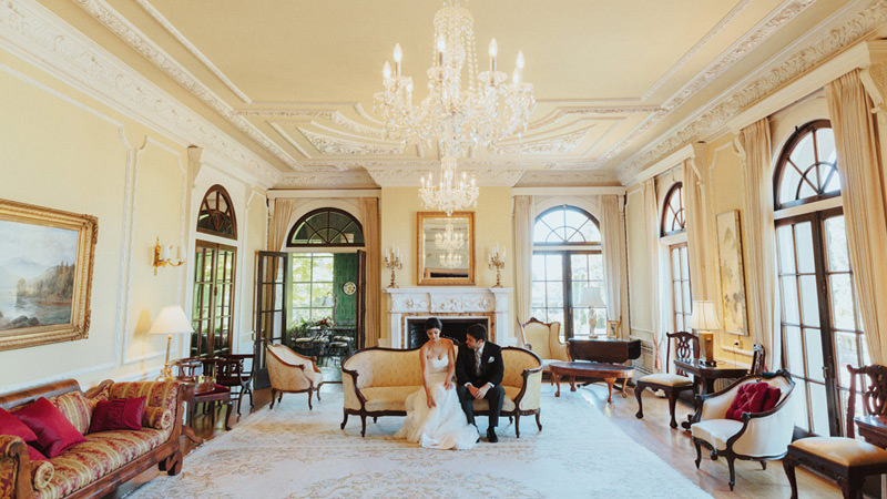 top elegant vancouver wedding venues featuring hycroft manor