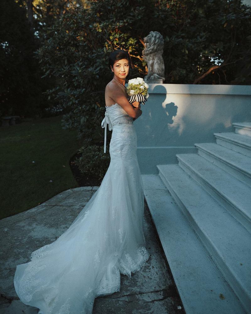 best portraits of vancouver brides