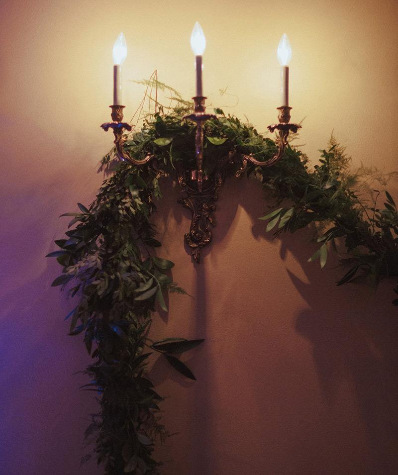 wedding wreath vancouver