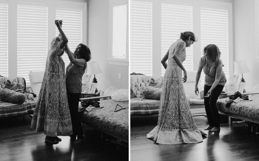 Tomasz Wagner Photographer, Nimisha Mukerji, Indian Wedding Dress