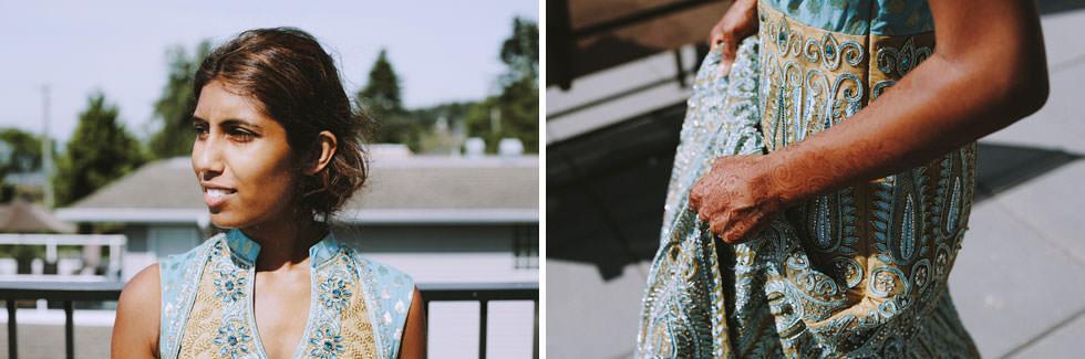 Tomasz Wagner Photographer, Nimisha Mukerji, Creative Bridal Portraits