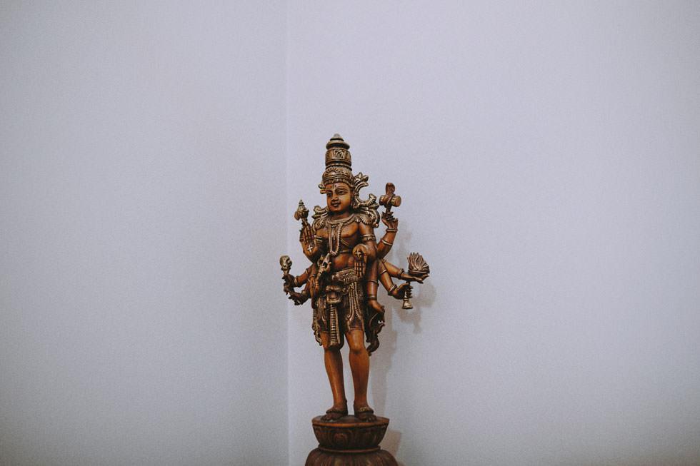 Tomasz Wagner Photographer, Vishnu Hindu Statue