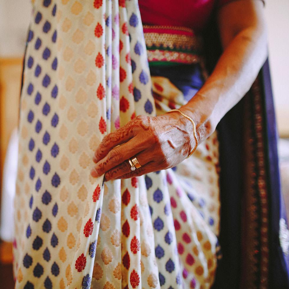 Tomasz Wagner Photographer, Indian Sari Dress