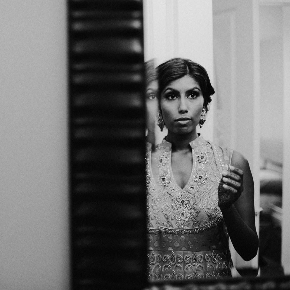 nontraditional indian wedding photos in vancouver