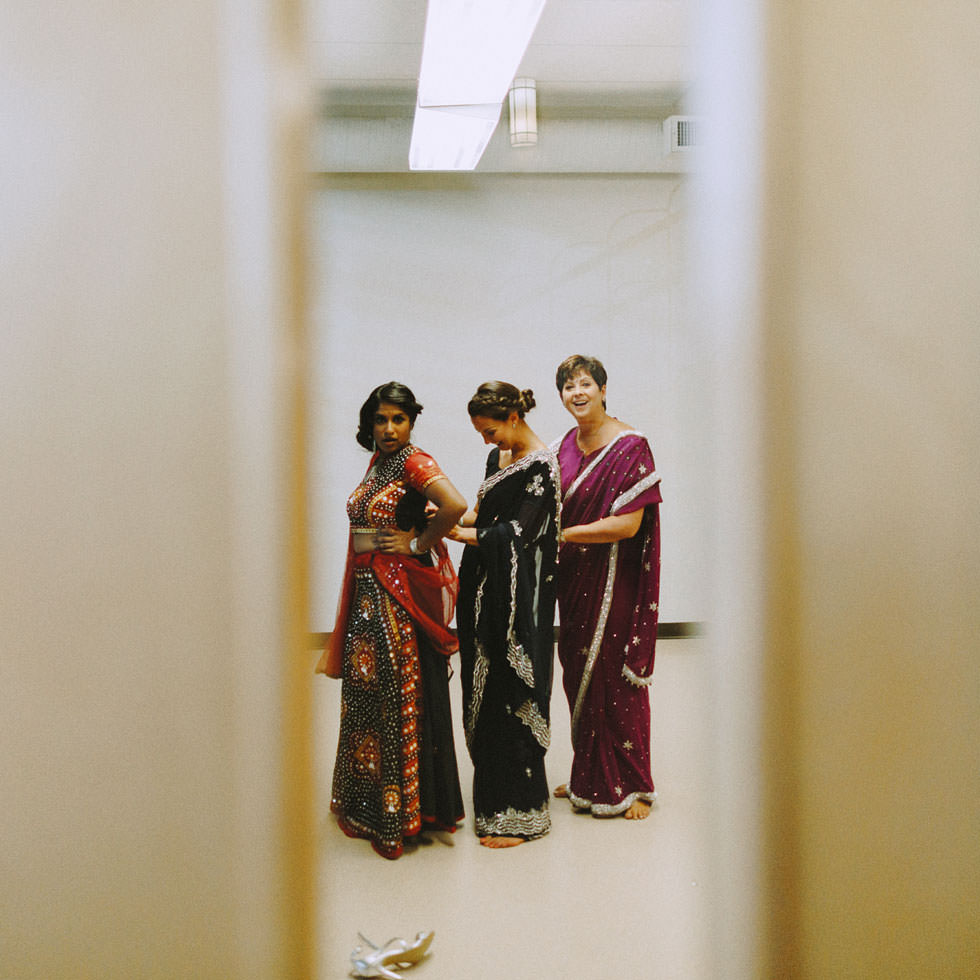 Tomasz Wagner Photographer, Women in Saris