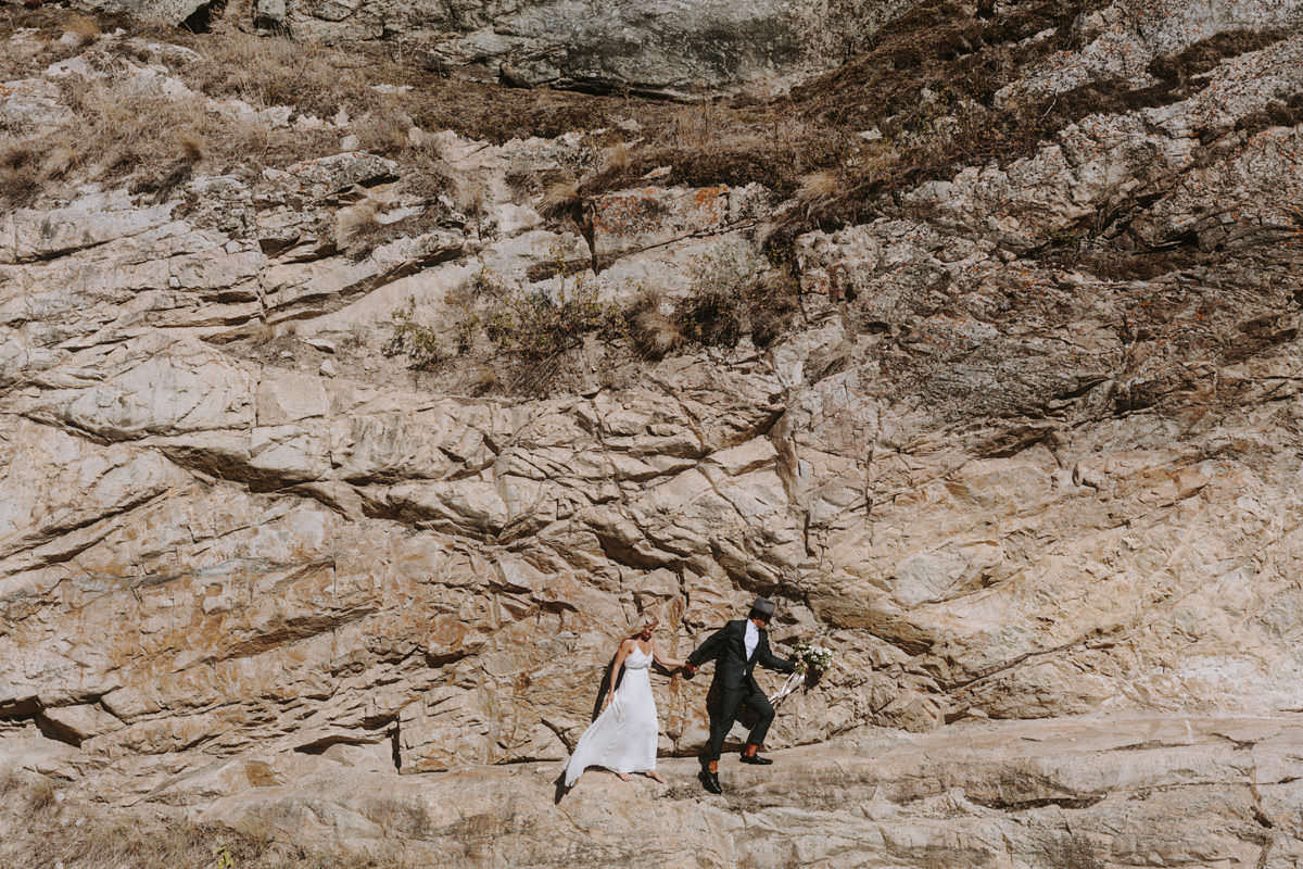 God's Mountain Estate Wedding