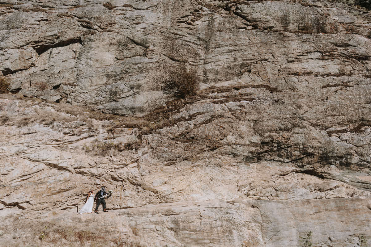adventure wedding photographer canada