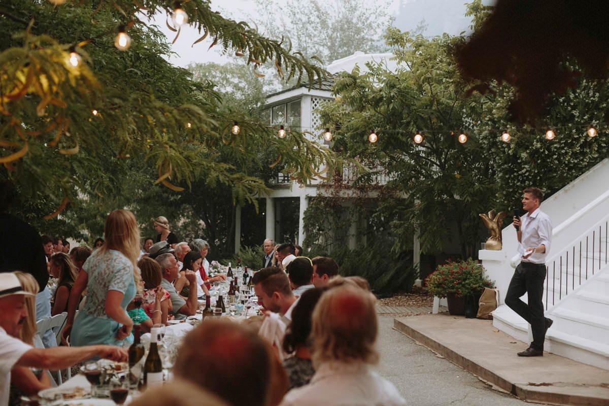 gods mountain estate wedding reception