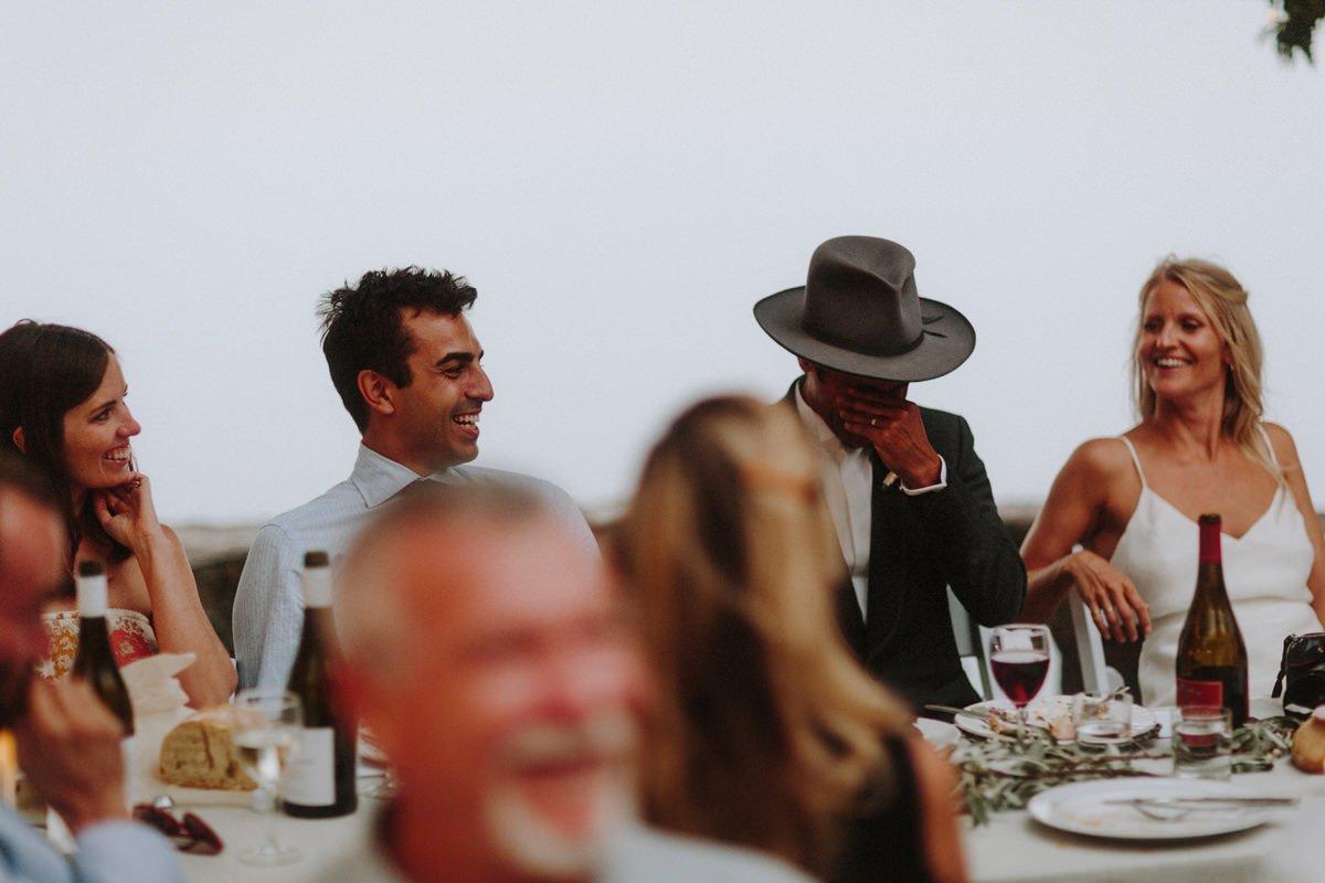 alfresco wedding british columbia