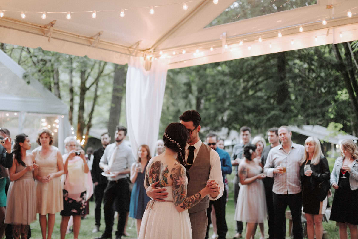 whistler campground weddings