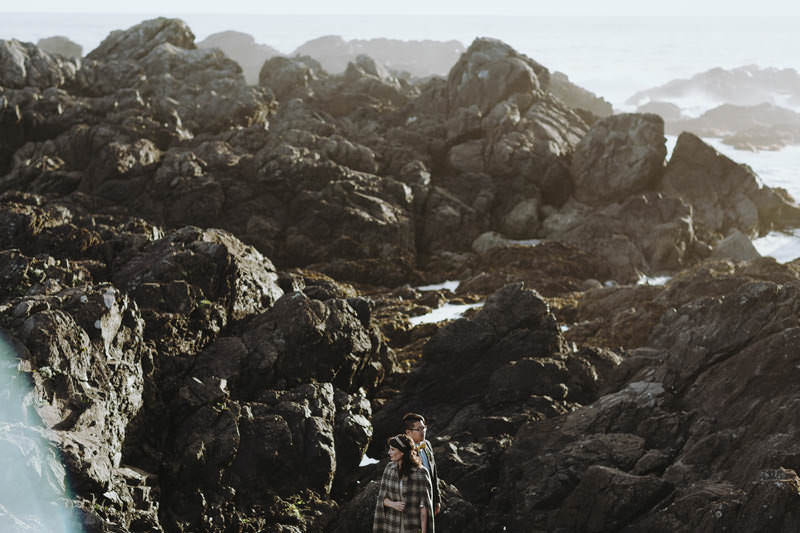 west coast elopement canada