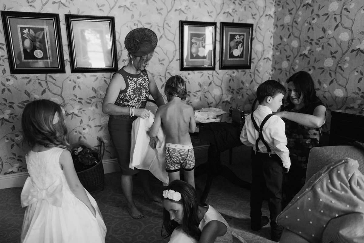 ballyvolane house ireland wedding