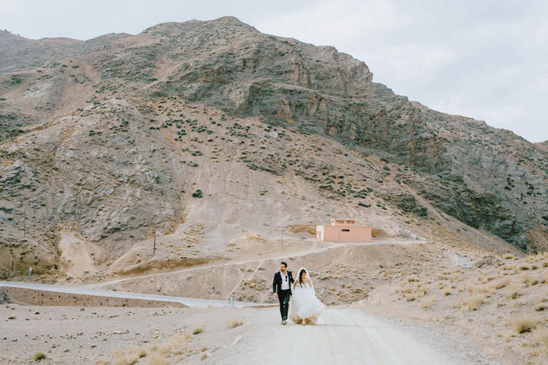 morocco adventure elopement