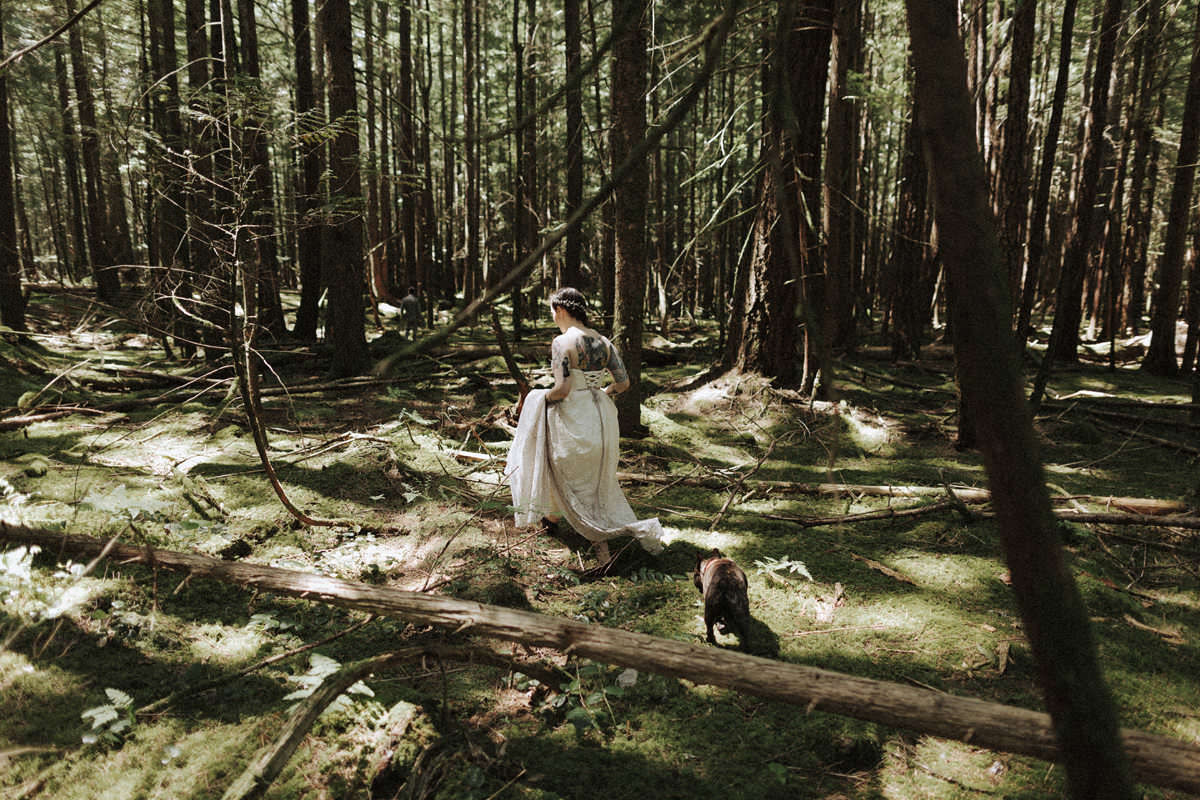 squamish campground weddings