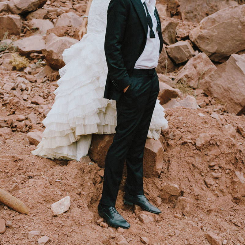 adventurous elopement morocco