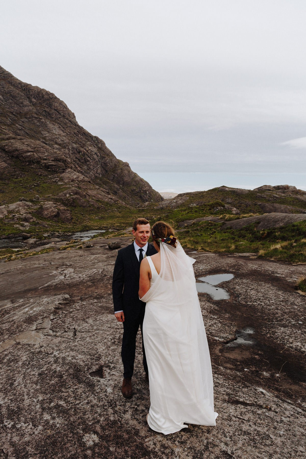 isle of skye elopement scotland