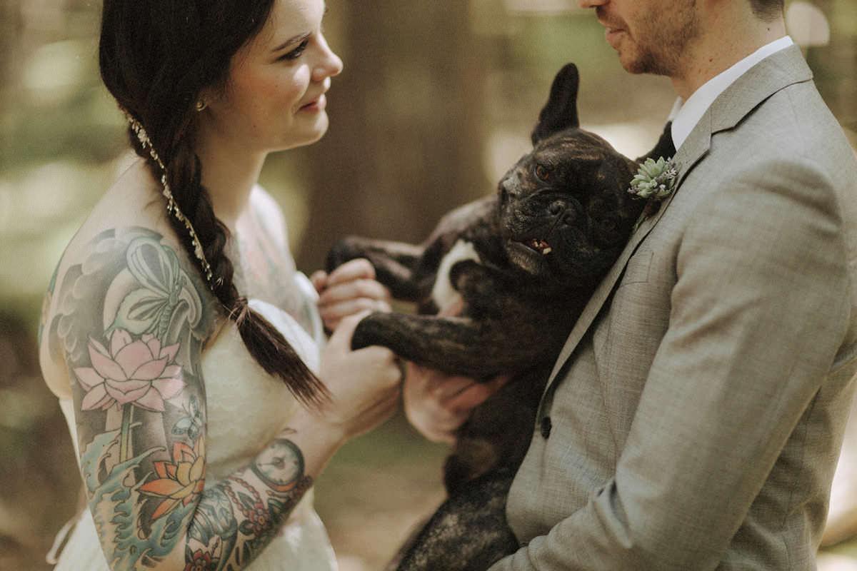 dog friendly wedding venues british columbia