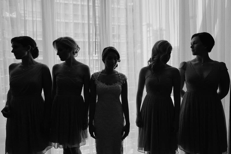 loden hotel wedding vancouver