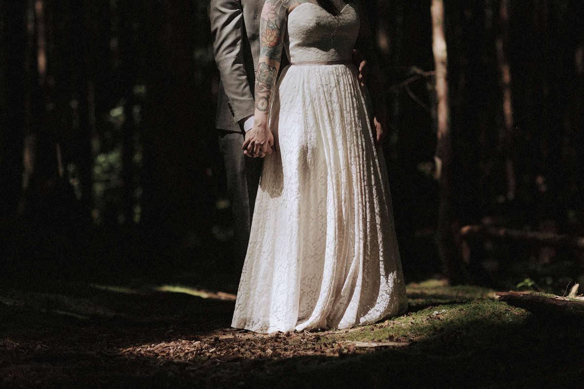 squamish campground weddings