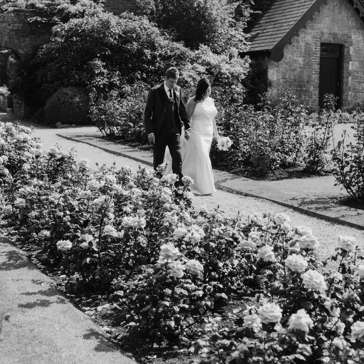 northern ireland garden weddings