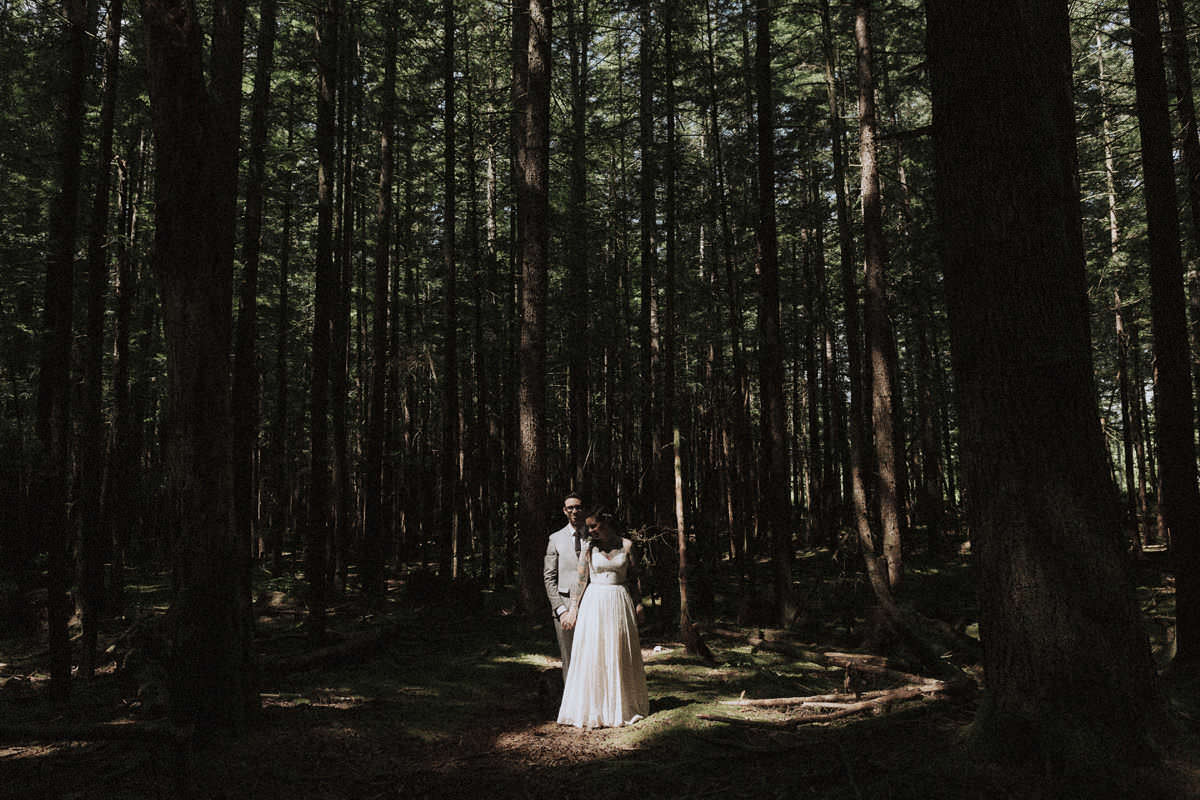 sunwolf weddings squamish