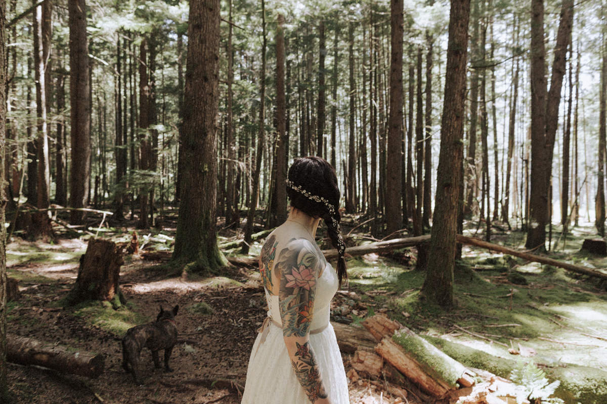 cheakamus centre weddings