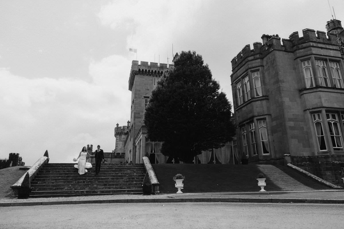 weddings at dromoland castle ireland
