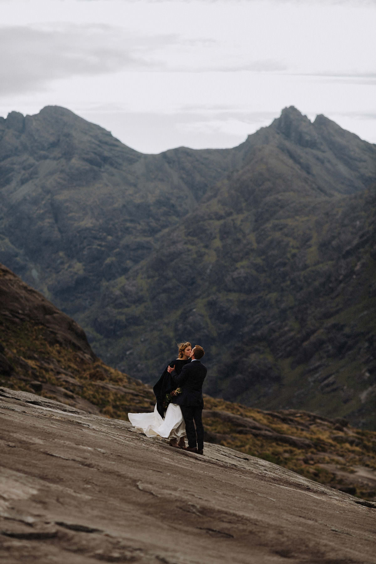 adventure wedding photographer scotland