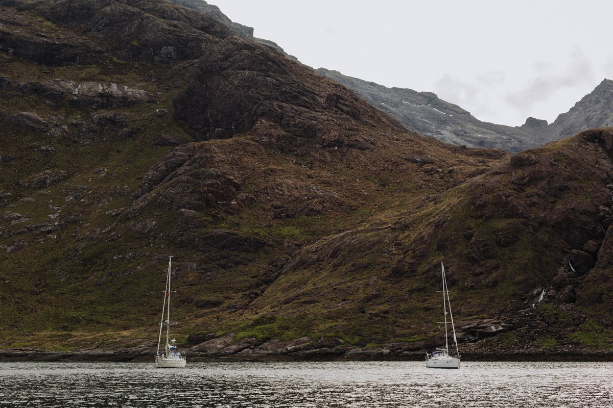 loch coruisk elopement photography