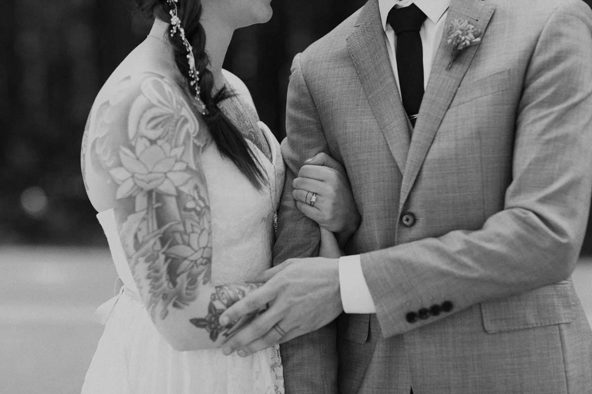 wedding ring tattoos vancouver