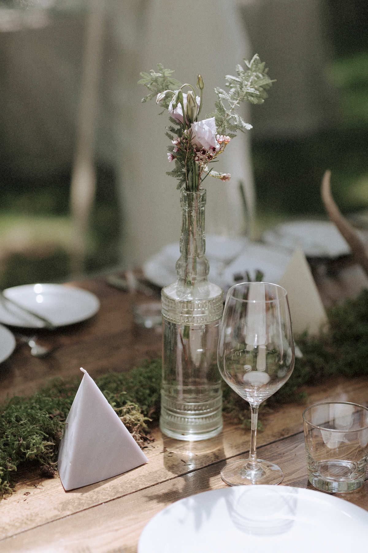 filosophi boho campground wedding