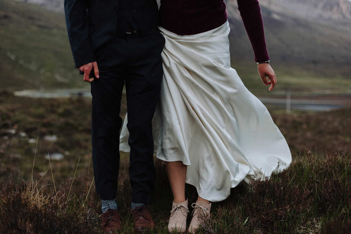 jcrew wedding dress scotland