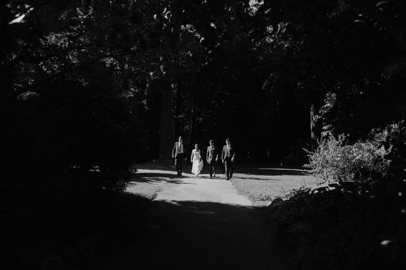 moody wedding photos vancouver