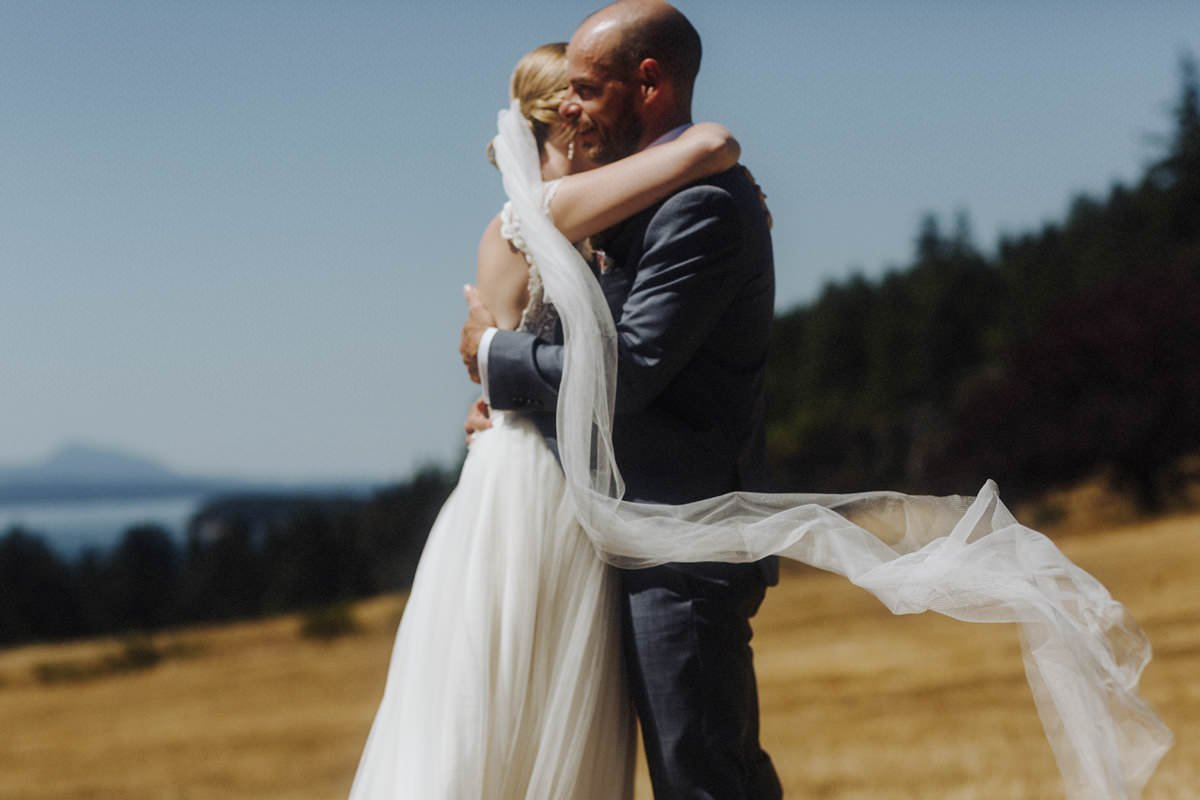 saltspring island wedding