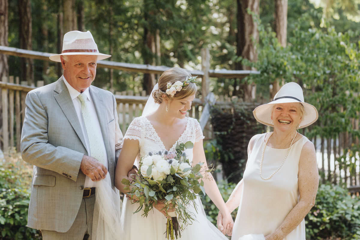 backyard weddings saltspring island