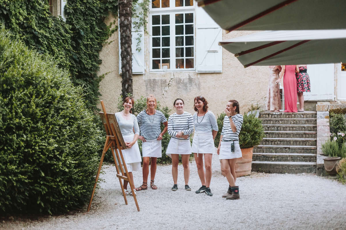 french chateau destination weddings