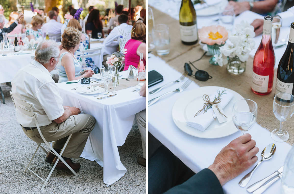 french countryside rustic weddings