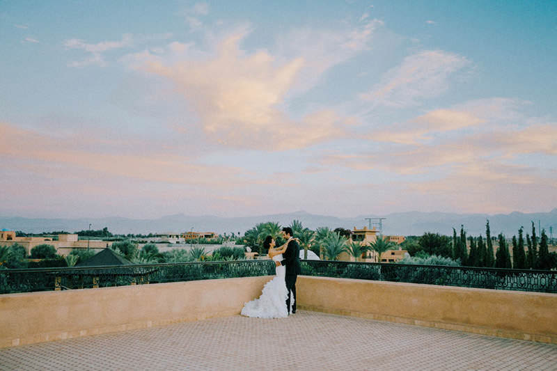 destination morocco wedding photos