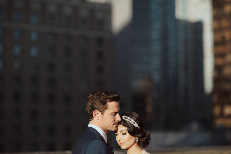vancouver rooftop weddings