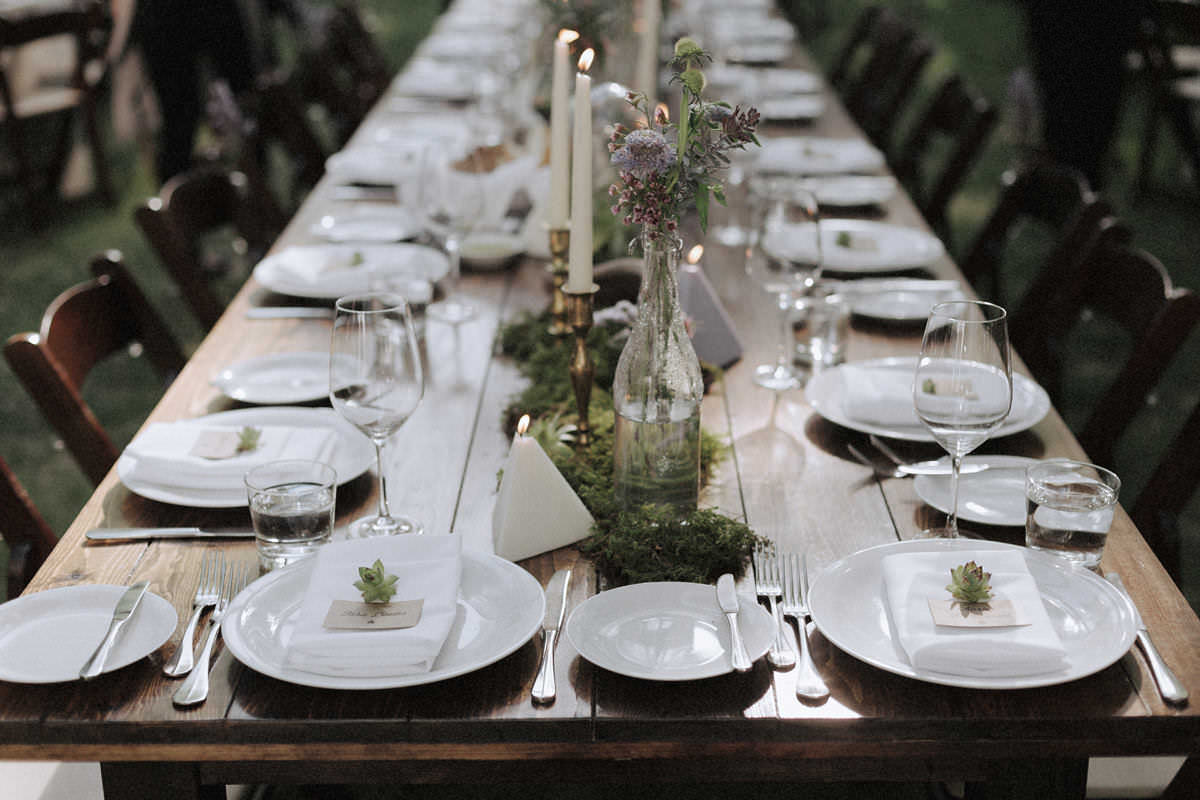harvest table squamish wedding