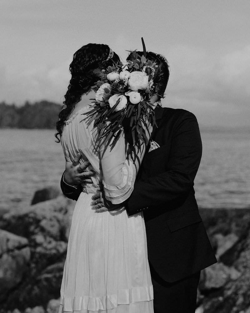 tofino seaside elopement