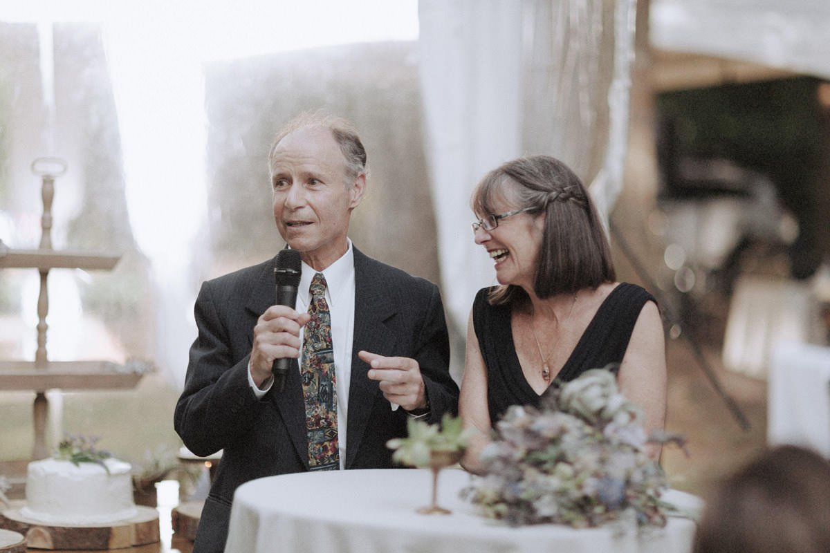 intimate whistler wedding receptions