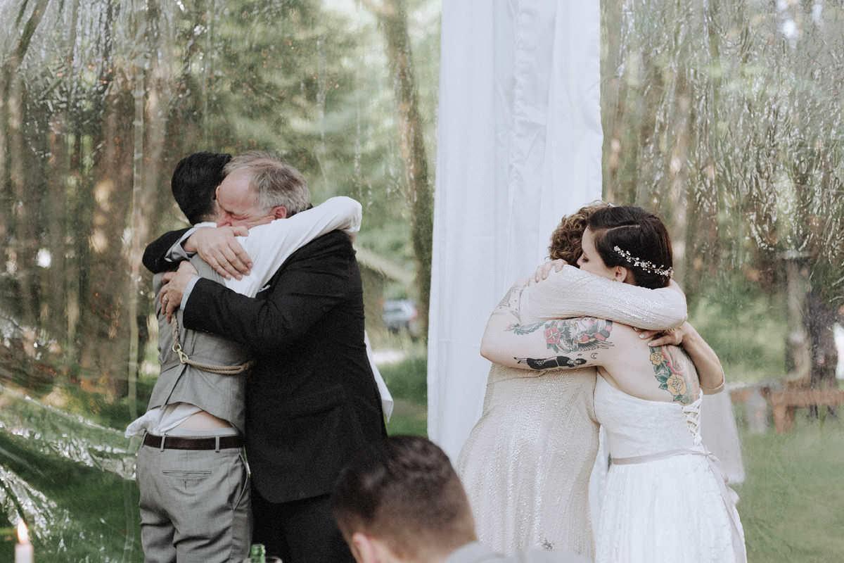 gambier island weddings